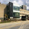 Statler Hall Entry Nearing Completion