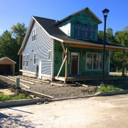 Belle Sherman Cottages Photo Update October 2014
