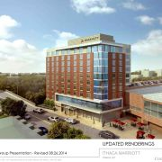 Downtown Marriott Project Selects General Contractor