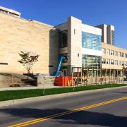 Statler Hall Entry Renovation Project Complete