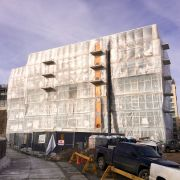 Lofts@SixMileCreek Construction Photos