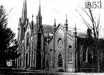 Church Buildings 1853