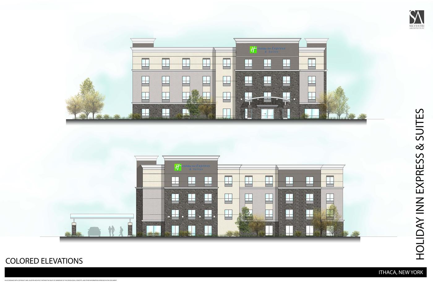 Ithaca Builds 171 Renderings