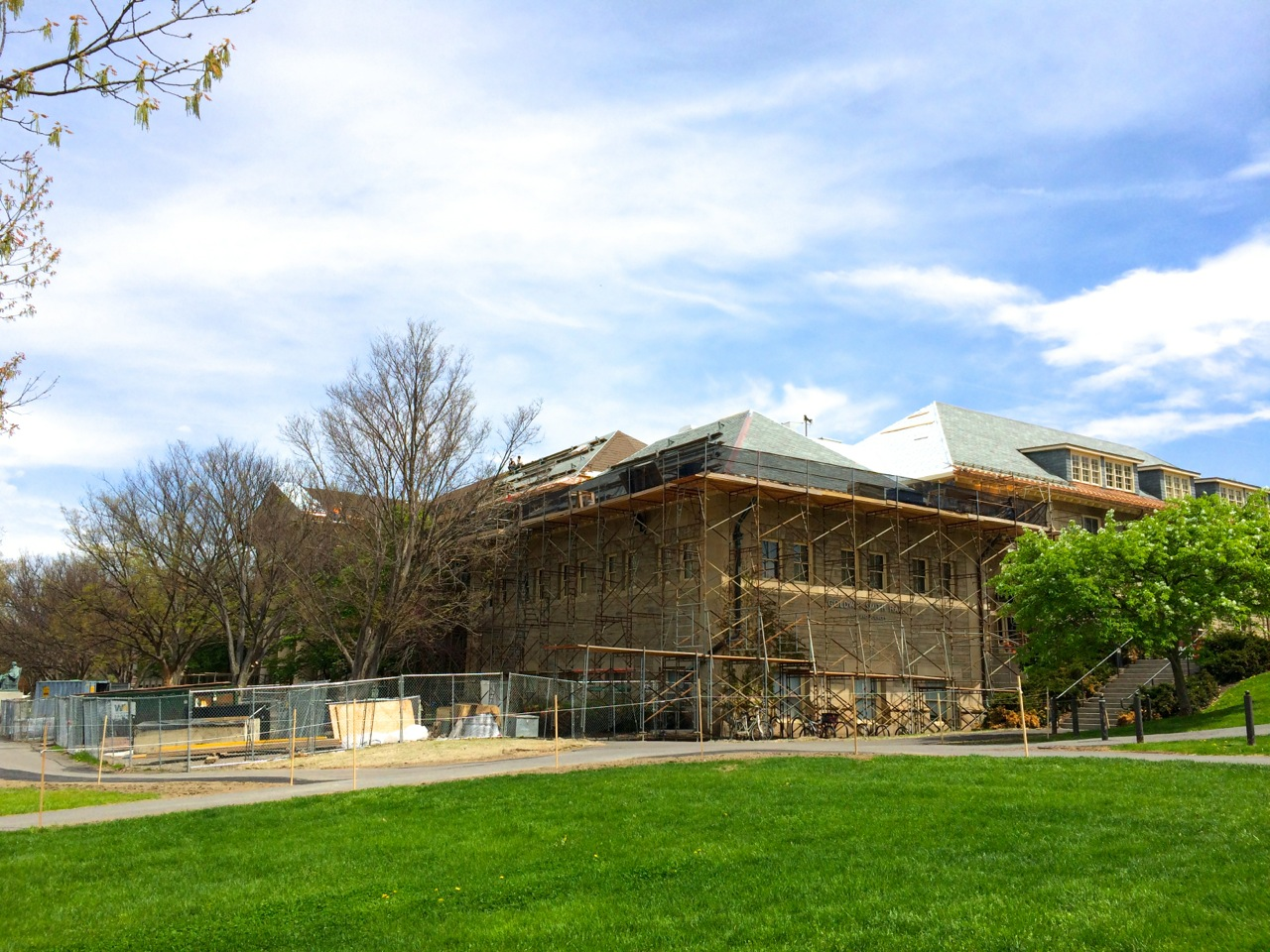 Ithaca Builds 171 Cornell Klarman Amp Goldwin Smith Hall Photo