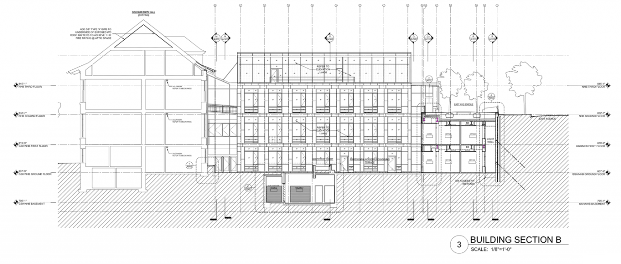 Klarman-Hall---Site-Plan-Floor-Plans-Sectional---02-19-13