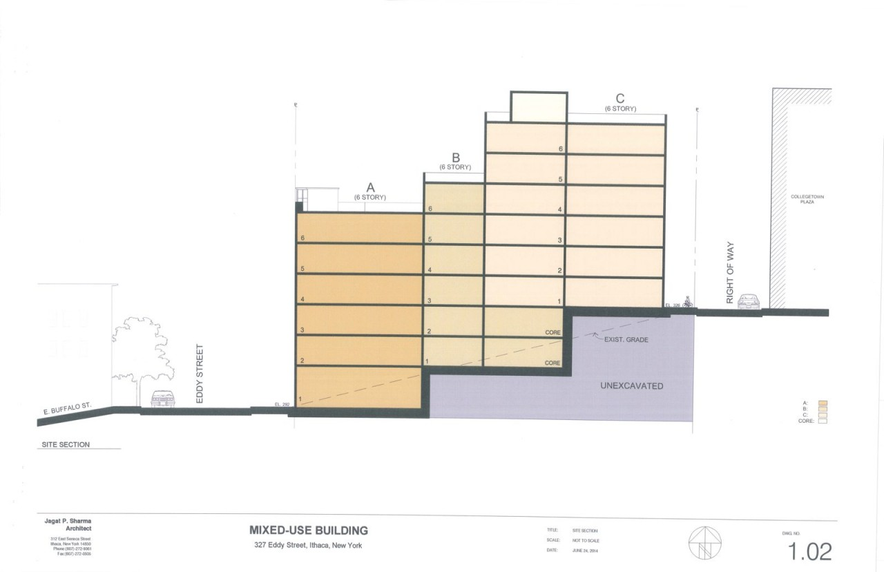 327 Eddy Street - Mixed-Use Building - Sketch Plan Drawings - 06-24-14_Page_4